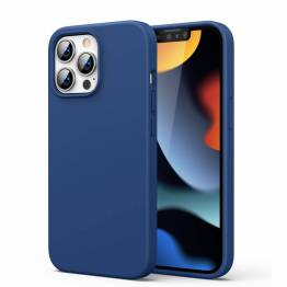 """Ugreen iPhone 13 Pro Max 6.7"""" beskyttende silikondeksel - blå"""