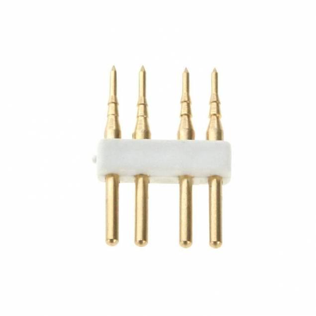 4 -pinners RGB -nålkontakt 220V til LED 5050 -strips