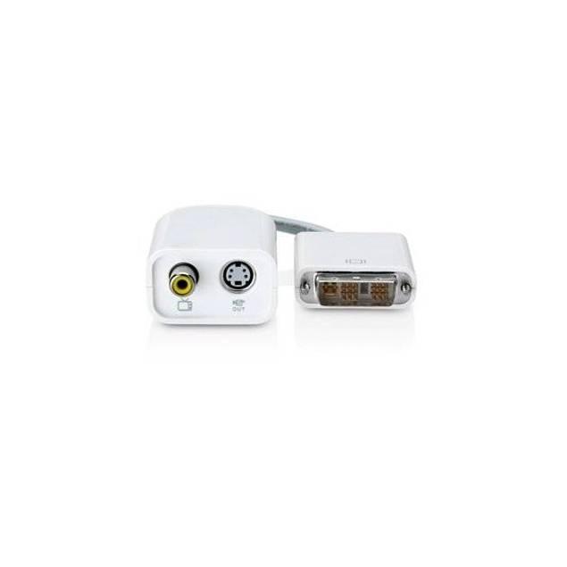 Apple DVI til videoadapter M9267G Composite / RCA og S-Video