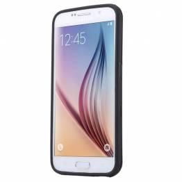 Samsung Galaxy S7 cover, børstet metal