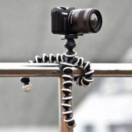 "Gorilla tripod for 1/4 ""kamera"
