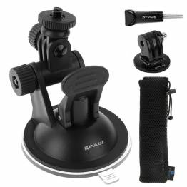 PULUZ sugekoppbrakett til GoPro 360 grader med Hurtig utløsning