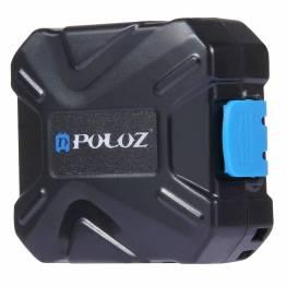 Puluz beskyttelses boks for minnekort