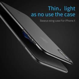 Baseus tynt deksel til iPhone X
