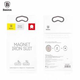 Baseus magnet med læder til smartphone
