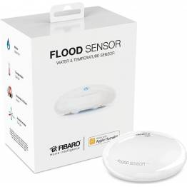 Fibaro Wireless vann sensor med Eple Homekit