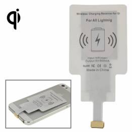 Tilføj Qi opladning til iPhone 5/6/7