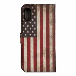 iPhone X dekke med flagg