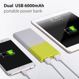 Xtorm Power Bank Stone 10.000mAh