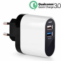 Avantree QC 3,0 dual 2xUSB lader 23W