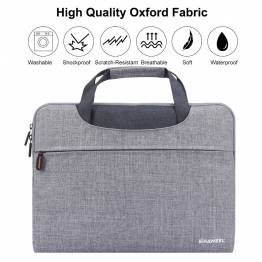 HAWEEL 13.3 inch Zipper Handheld Laptop Bag sort