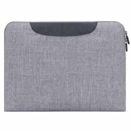 HAWEEL 13,3 tommers glidelås håndholdt laptop bag svart