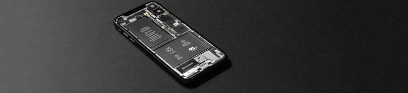 iPhone reparasjon utstyr