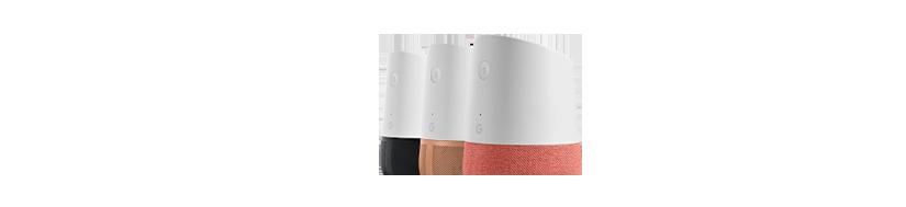 Google hjem produkter