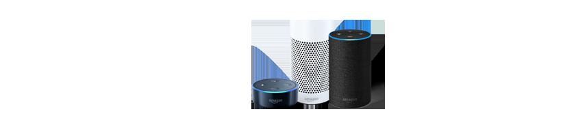 Amazon Alexa produkter