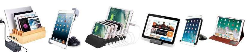 iPad standere - gør dit skrivebord mere rydeligt!
