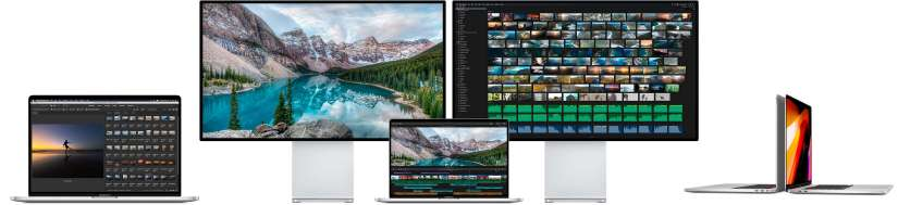 "Macbook Pro 16"" med Touchbar4x TB3"